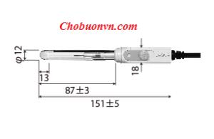 Điện cực pH 9615-10D Horiba