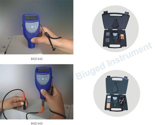 Máy đo độ dày màng sơn khô hãng Biuged BGD 542