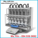 Máy chiết béo tự động SER158 hãng Velp
