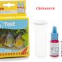 Test oxi (O2) nước Sera