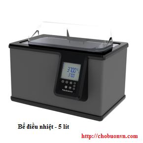 bể điều chỉnh nhiệt độ Polyscience 5 lít