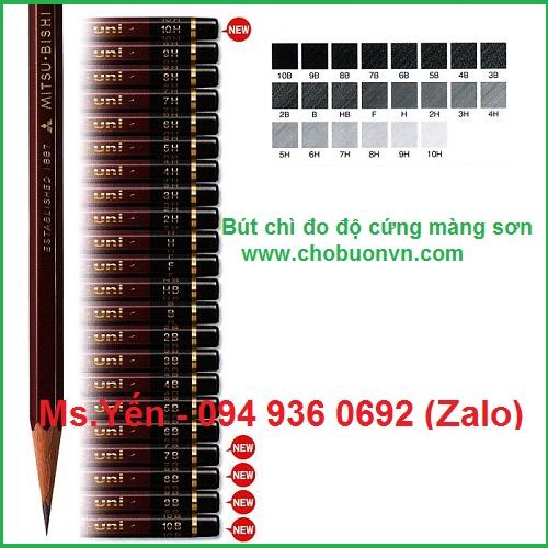 Bút chì đo độ cứng màng sơn