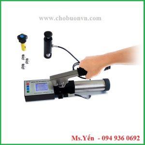 Cách sử dụng máy đo độ bám dính lớp phủ bơm tay Biuged
