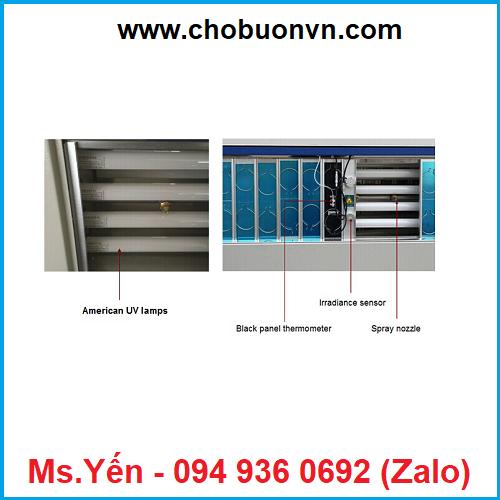 Đèn UV sử dụng trong Tìm hiểu về tủ thử độ bền thời tiết