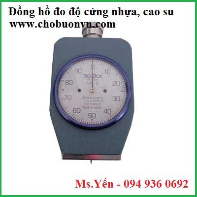 Đồng hồ đo độ cứng nhựa cao su hãng Cometech