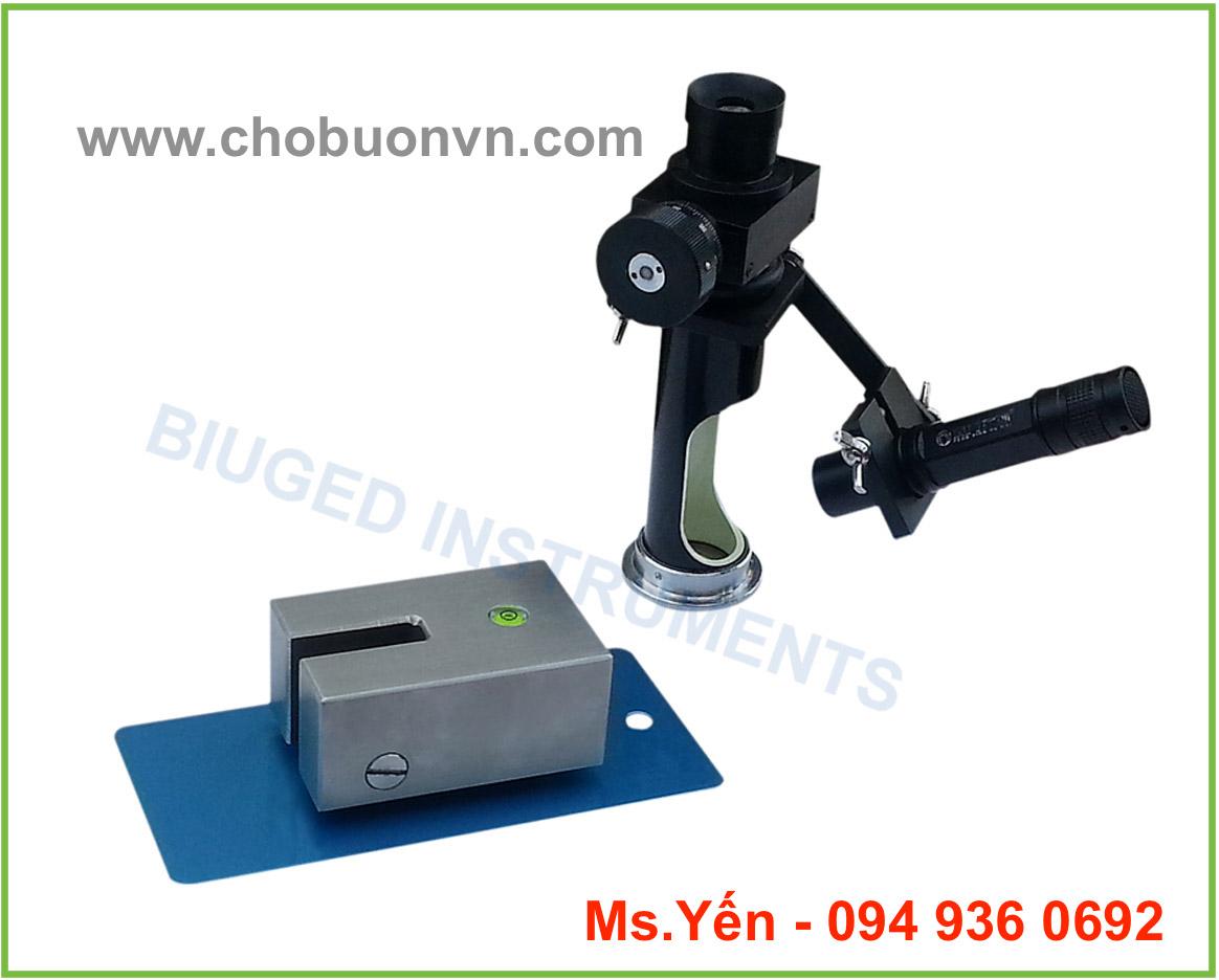 Dụng cụ đo độ cứng màng sơn Buchholz hãng Biuged BGD510