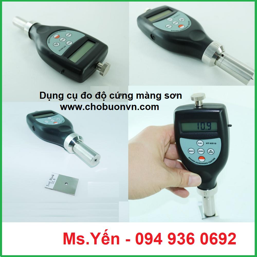 Dụng cụ đo độ cứng màng sơn hãng Biuged