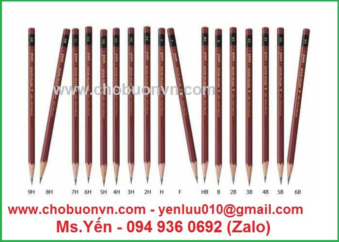 Hướng dẫn sử dụng bút chì Mitsubishi