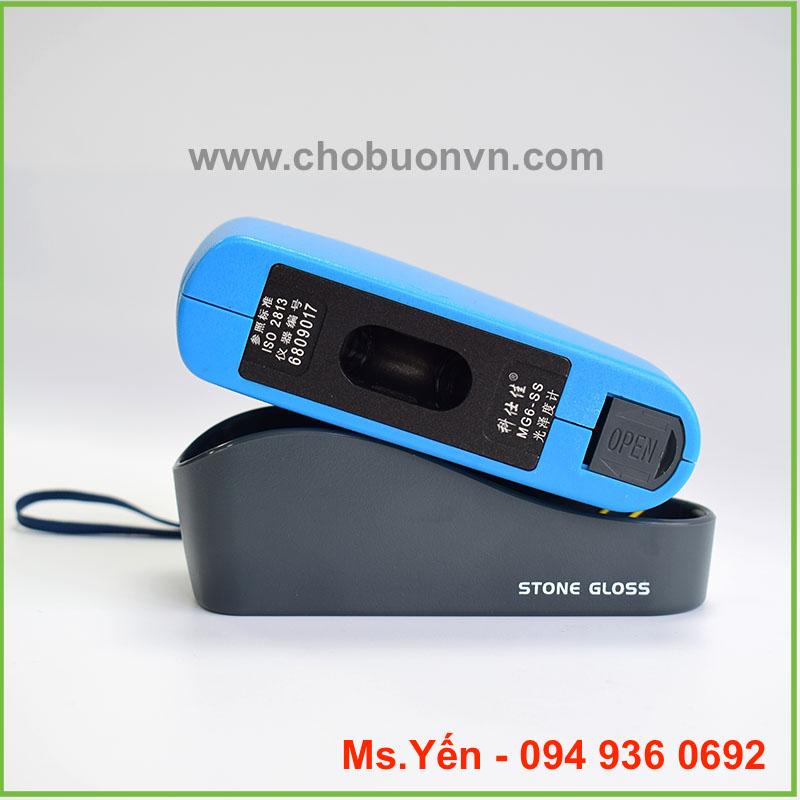 Khe đọ mẫu máy đo độ bóng Gloss Meter giá rẻ MG6-SS