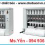 Máy chiết béo bán tự động SER148 hãng Velp