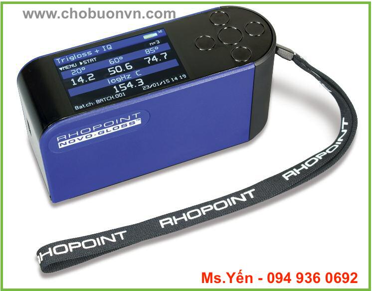 Máy đo độ bóng 3 góc hãng Rhopoint