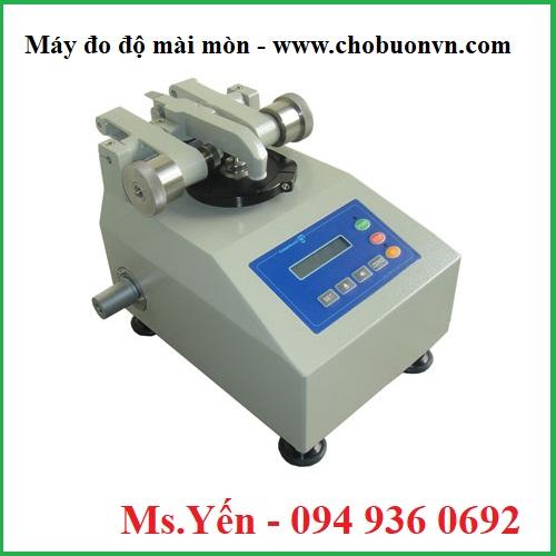 Máy đo độ mài mòn QC-619K hãng Cometech