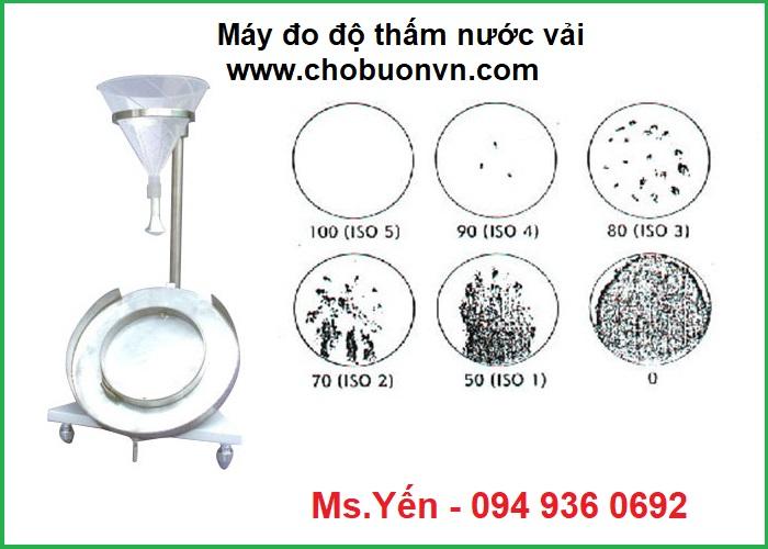 Máy đo độ thẩm thấu nước QC-305