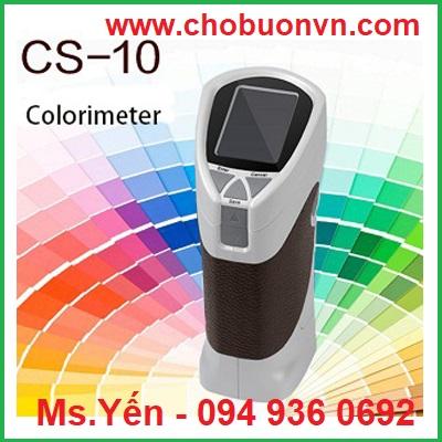 Máy kiểm tra màu CS-10 hãng CHN