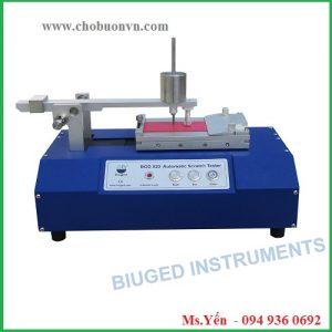 Máy kiểm tra độ trầy xước màng sơn hãng Biuged BGD520