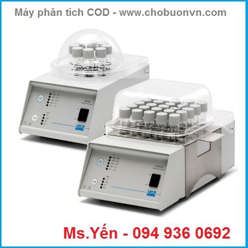 Máy phân tích COD 8 và 25 hãng Velp