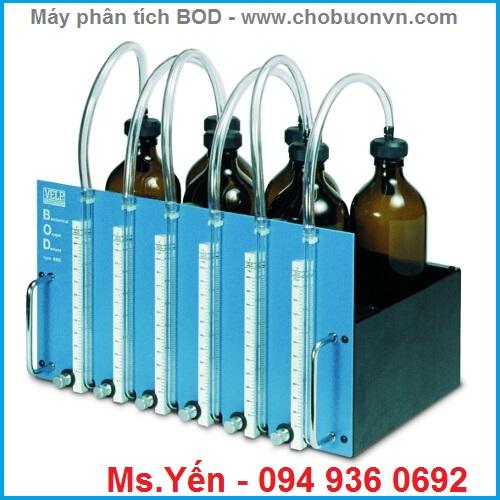 Máy phân tích BOD BMS6 hãng Velp
