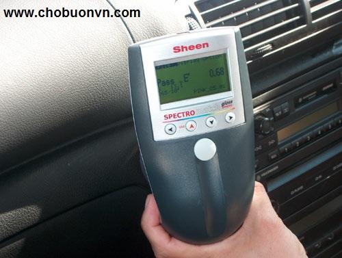 Máy quang phổ so màu hãng Sheen Anh Quốc