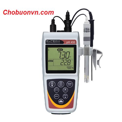 Máy đo pH cầm tay pH450 hãng Eutech