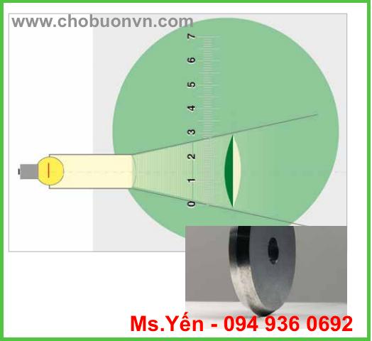 Phương pháp đo độ cứng sơn Buchholz
