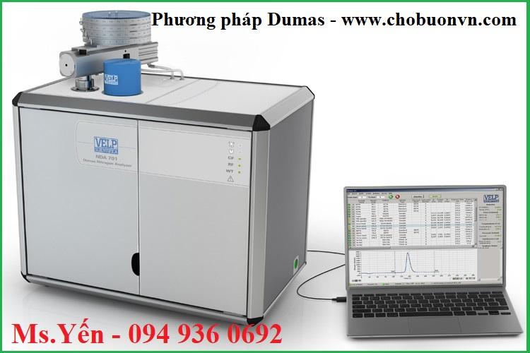 Phương pháp Dumas