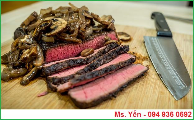 Sous Vide Cooking giúp thực phẩm được mềm, đều màu và giàu giá trị dinh dưỡng