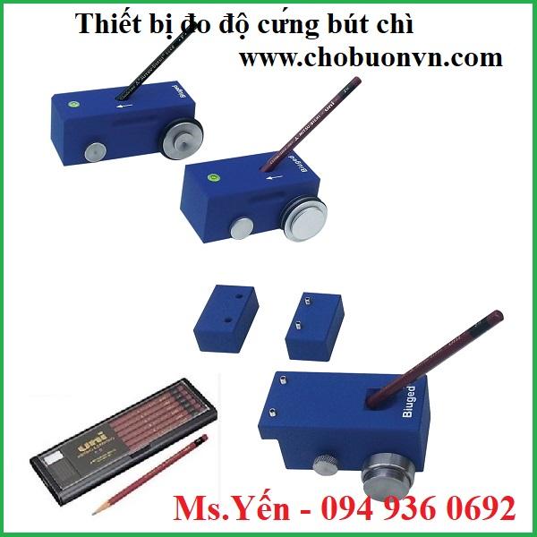 Thiết bị đo độ cứng bút chì hãng Biuged
