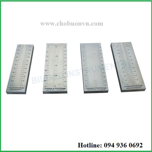 Thước đo độ mịn hãng Biuged