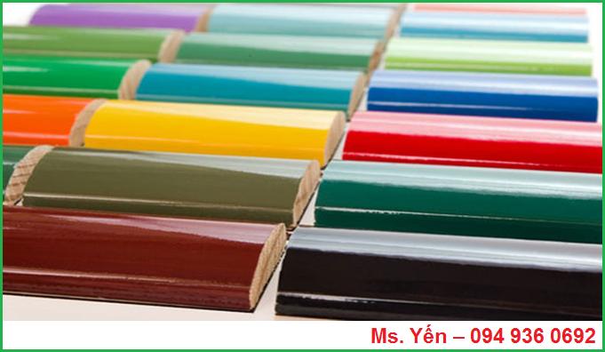 Tìm hiểu về độ bóng của sơn
