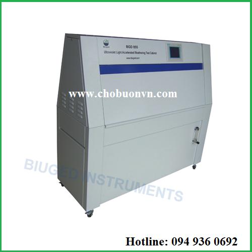 Tủ thử độ bền UV BGD 856 hãng Biuged
