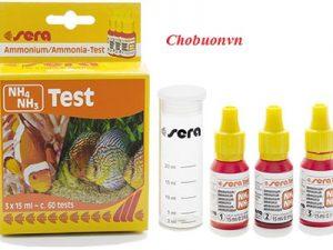 Test NH3/NH4 nước Sera