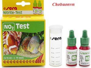 Test Nitrit (NO2) nước Sera