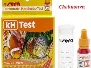Test kiềm (kH) nước Sera