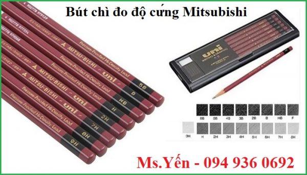 Bút chì đo độ cứng Mitsubishi