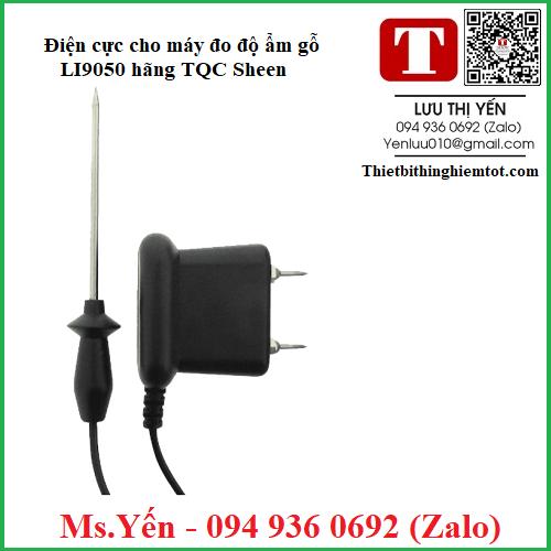 Điện cực cho máy đo độ ẩm gỗ LI9050 hãng TQC Sheen