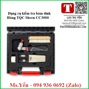 Dụng cụ kiểm tra bám dính hãng TQC Sheen CC3000