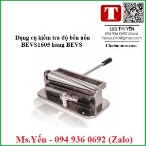 Dụng cụ kiểm tra độ bền uốn BEVS1605 hãng BEVS