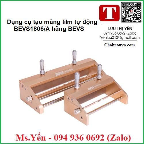 Thiết bị tạo màng film tự động BEVS1806A hãng BEVS Trung Quốc