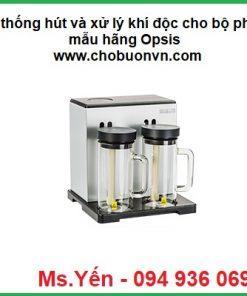 Hệ thống hút và xử lý khí độc hãng Opsis