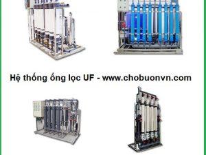 Hệ thống ống lọc UF hãng Kaihong