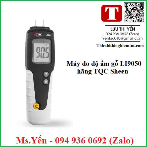 Máy đo độ ẩm gỗ LI9050 hãng TQC Sheen