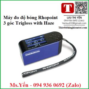 Máy đo độ bóng Rhopoint 3 góc Trigloss with haze