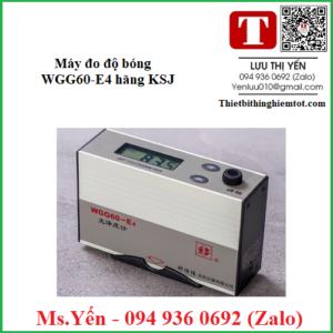 Máy đo độ bóng bề mặt WGG60-E4 hãng KSJ