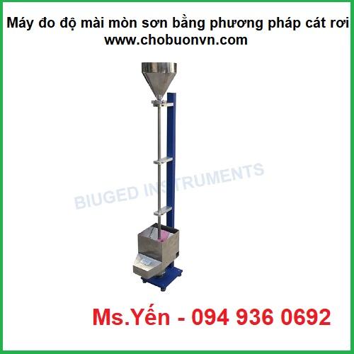 Máy đo độ mài mòn sơn bằng phương pháp cát rơi BGD529 Biuged