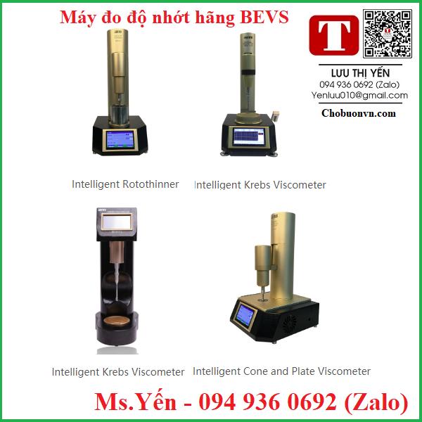 Máy đo độ nhớt hãng BEVS