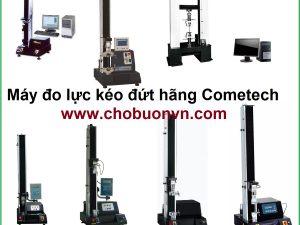 Máy đo lực kéo đứt bao bì QC-508 hãng Cometech