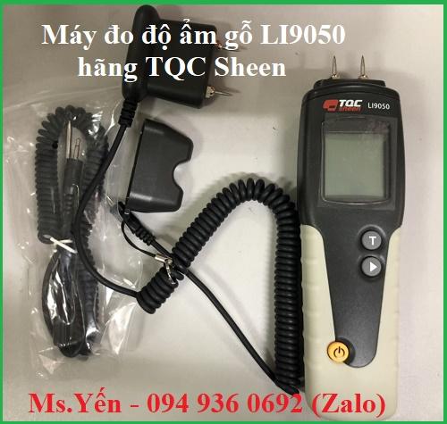 Máy kiểm tra độ ẩm LI9050 hãng TQC Sheen