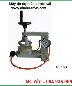 Máy kiểm tra độ thấm nước vải QC-317N