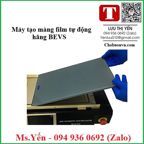 Máy tạo màng film tự động hãng BEVS