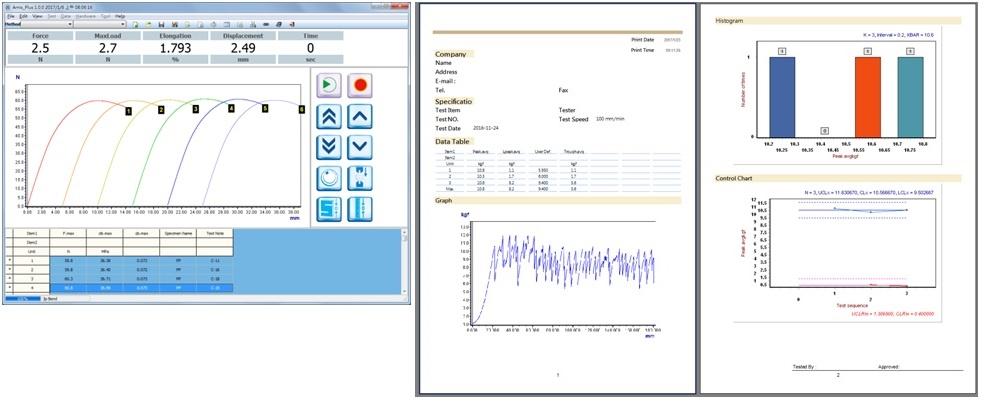 Phần mềm máy QC-501M2F